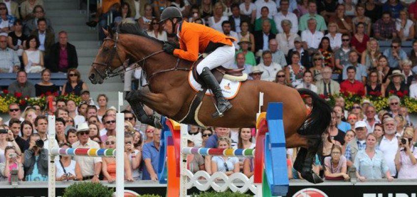 Zenith wird bei Dutch Masters aus dem Sport verabschiedet