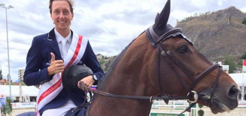 Martin Fuchs sichert sich Longines Grand Prix in Zürich