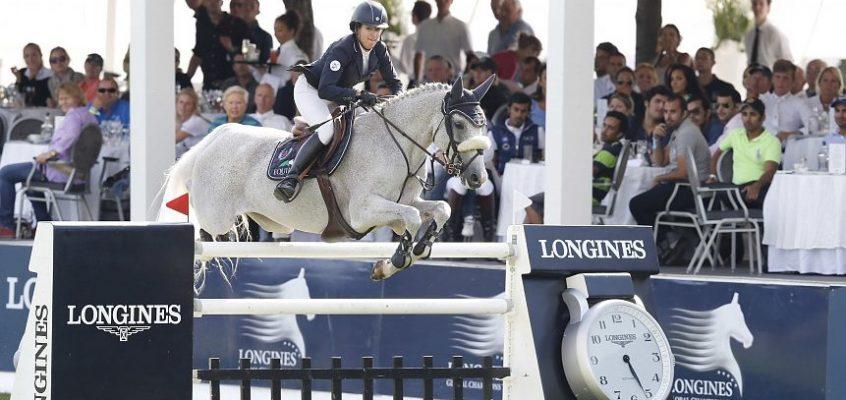 Laura Kraut schickt ihr Top-Pferd Cedric in den Ruhestand