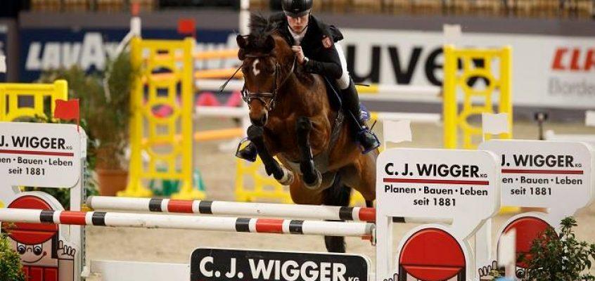 Sven Gero Hünicke ist der neue Champion der Pferdestadt Neumünster