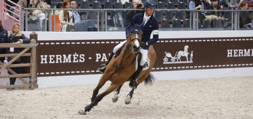 Saut Hermes in Paris: Daniel Deusser Zweiter im Preis der GL Events