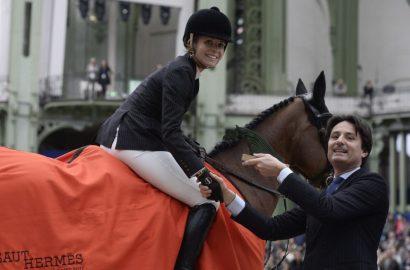 Paris: Edwina Tops-Alexander sichert sich Sieg im Grand Prix von Hermes – Ludger Beerbaum auf Platz vier vor Christian Ahlmann!