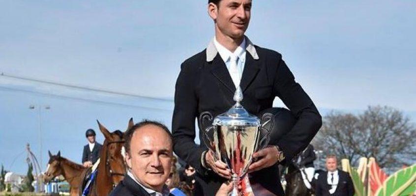Steve Guerdat gewinnt Grand Prix der Riviera Sun Tour