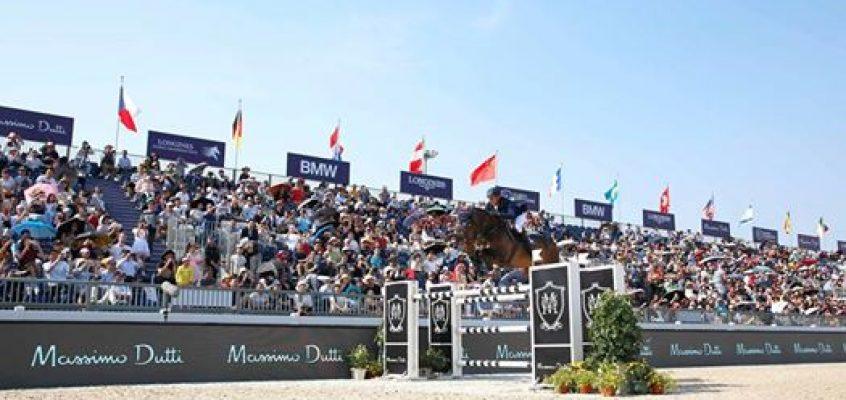 Daniel Deusser gewinnt Massimo Dutti Trophy in Shanghai!