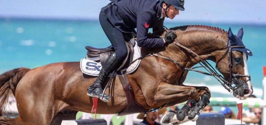 Lorenzo de Luca gewinnt Freitag-Springen in Miami, Christian Ahlmann Zweiter