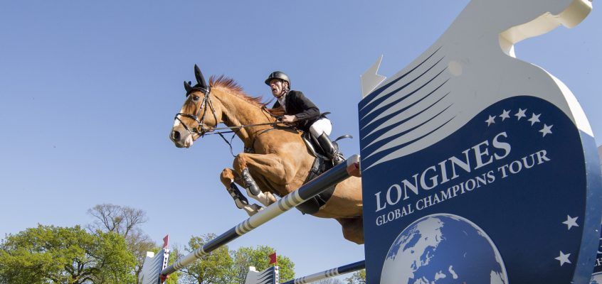 Longines Global Champions Tour macht diese Woche Station in Madrid!