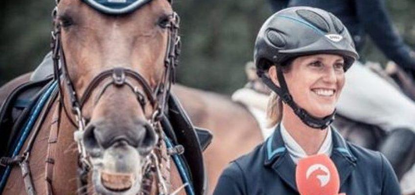 Nach Hochspannung pur – Simone Blum wird Deutsche Meisterin