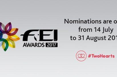 FEI AWARDS 2017 – Nominiert Eure Helden!