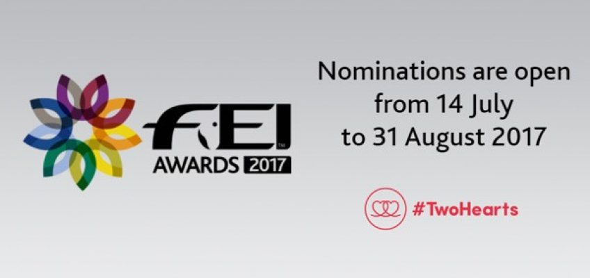 FEI AWARDS 2017 – Nominiert Eure Helden!