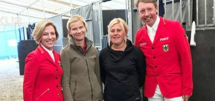 Ehepaar Beerbaum sichert Deutschlands zweiten Platz in Falsterbo ab