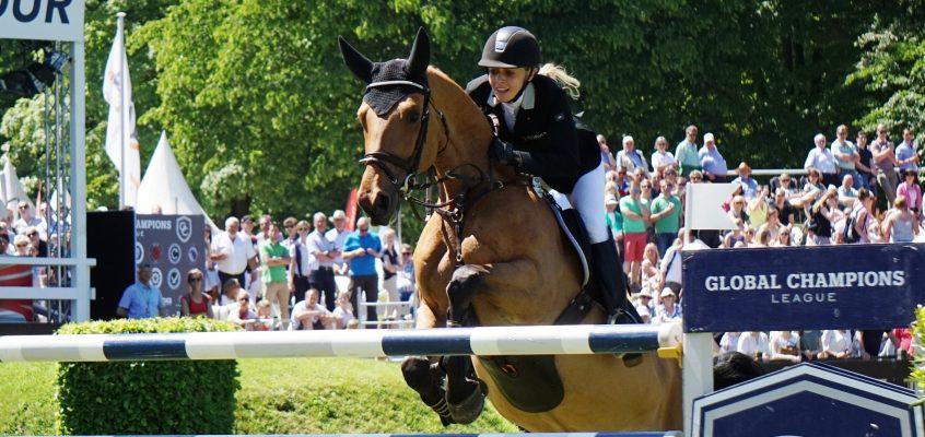 Deutsche Meisterschaften in Balve mit Laura Klaphake und Simone Blum