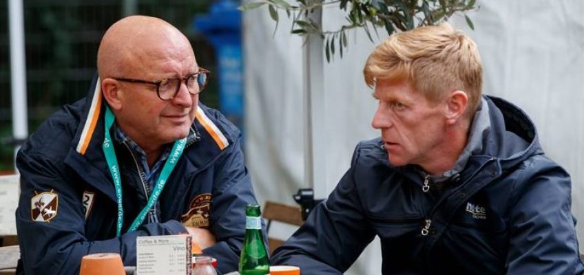 Volker Wulff zur Situation beim Deutschen Spring- und Dressur-Derby 2020