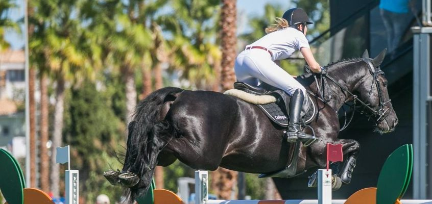 Good start for German show jumpers in Samorin CSIO5*