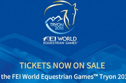 Tickets Now on Sale for FEI World Equestrian Games Tryon 2018