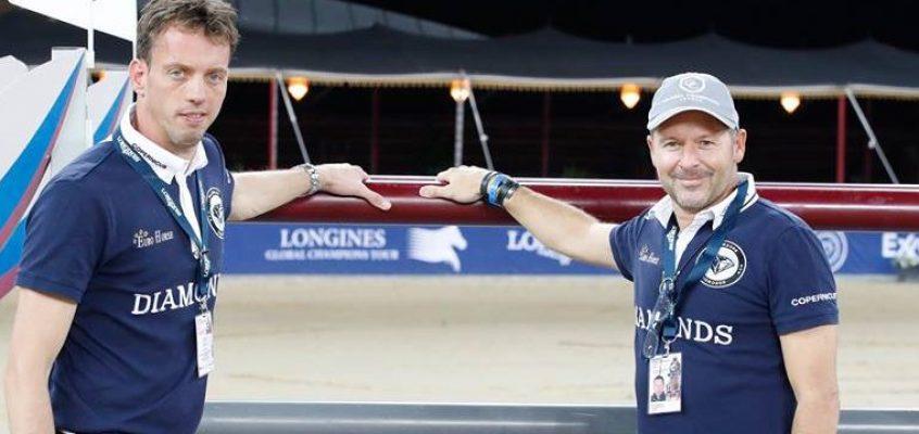 Hamburg Diamonds holen in Doha Gesamtsieg der Global Champions League
