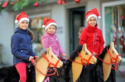 Pferde für unsere Kinder: DIE WEIHNACHTSAKTION!