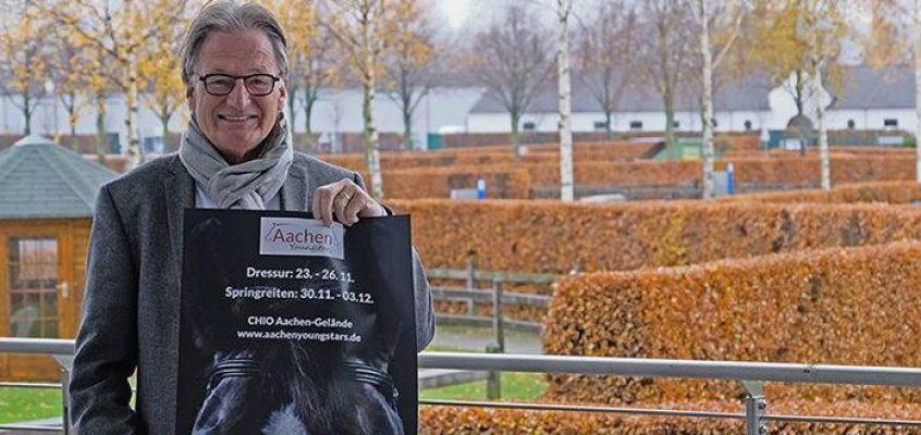 Deutschlands beste Nachwuchs-Springreiter kommen nach Aachen