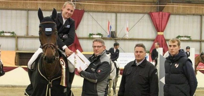 David Will gewinnt Großen Preis von Damme vor Tim Rieskamp-Goedeking