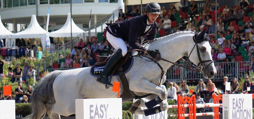 Herzlichen Glückwunsch an Deutschlands Nr.1, Felix Haßmann