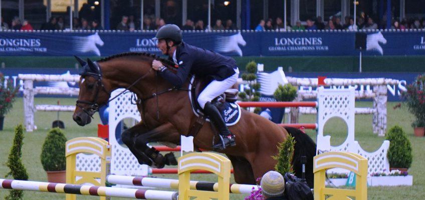 Patrick Stühlmeyers Erfolgspferd Lacan jetzt unter Filippo Bolognis Sattel