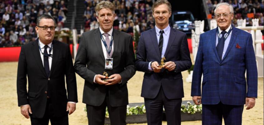 CSI Basel Award of Honour für Sparkassen German Friendships in Herford