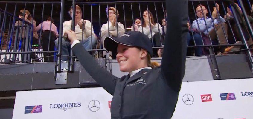 Stephanie Holmen Überraschungssiegerin im World Cup von Zürich
