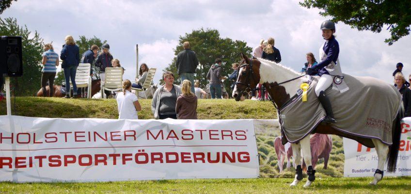 Auf in die zweite Runde – Holsteiner Masters Reitsportförderung