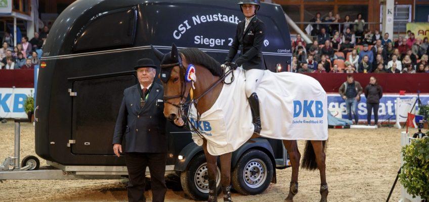 Holger Wulschner Zweiter im DKB-Preis von Neustadt-Dosse