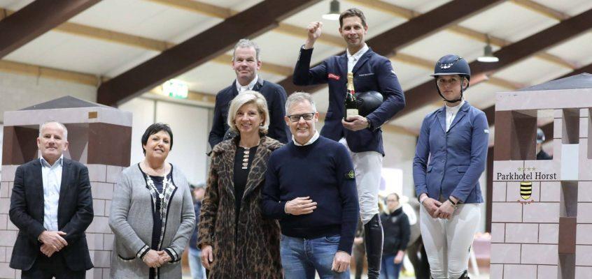 Markus Renzel gewinnt Grand Prix in Kronenberg vor Lars Nieberg