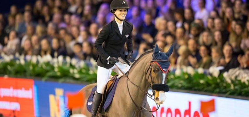 Amsterdam: Lisa Nooren gewinnt Hauptspringen am Samstag – Felix Haßmann Dritter!