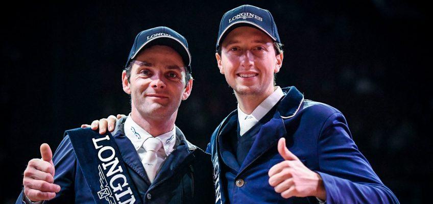 Martin Fuchs gewinnt Grand Prix von Basel, Hansi Dreher Fünfter
