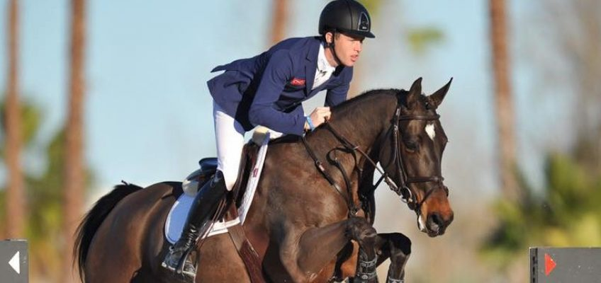 Scott Brash dominiert die Spring MET-Tour 2018 in Valencia