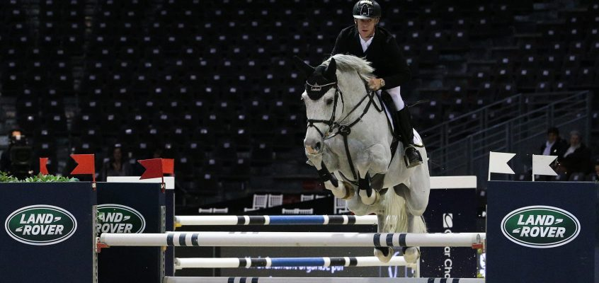 FEI World Cup finals: The return to a legendary venue