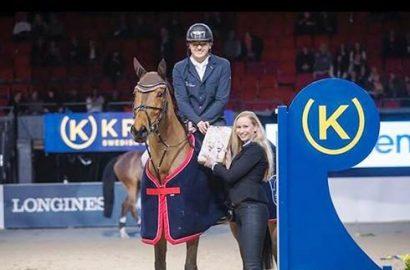 Gothenburg Horse Show: Noch ein Sieg für Max Haunhorst!