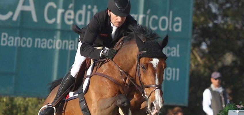 Piergiorgio Bucci siegt im Grand Prix von Vilamoura, David Will Dritter