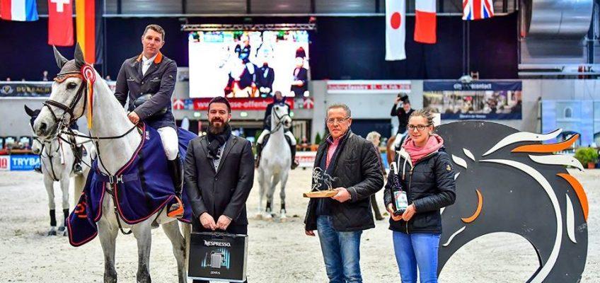 Badenclassics: Timo Beck gewinnt Springen der Gold Tour