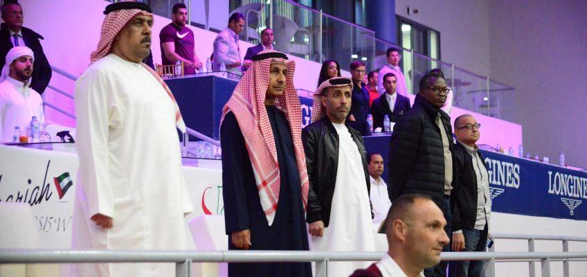 Henrik von Eckermann gewinnt Weltcup-Springen in den Emiraten
