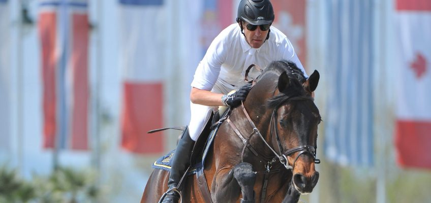 Andreas Knippling 5. im Grand Prix, David Will gewinnt 2-Phasen-Springen in Vilamoura