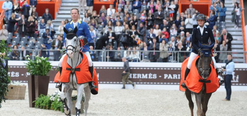 Deutsche Top-Stars beim CSI5* Saut Hermes in Paris!