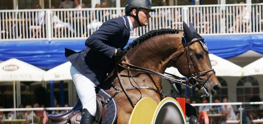 LGCT in Shanghai: Maurice Tebbel Dritter in Massimo Dutti Trophy!