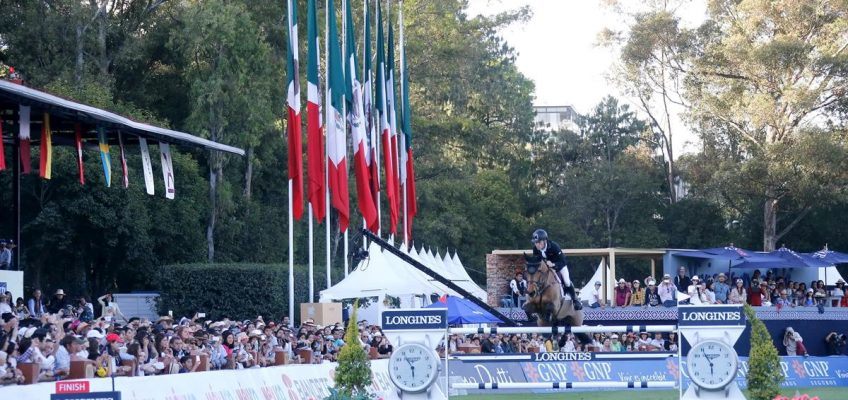 Brash and Superstar Ursula XII in Phenomenal LGCT of Mexico City Win