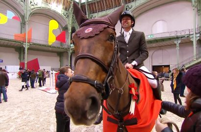 Home-win for Simon Delestre in the Hermes Grand Prix – Marcus Ehning finished third!
