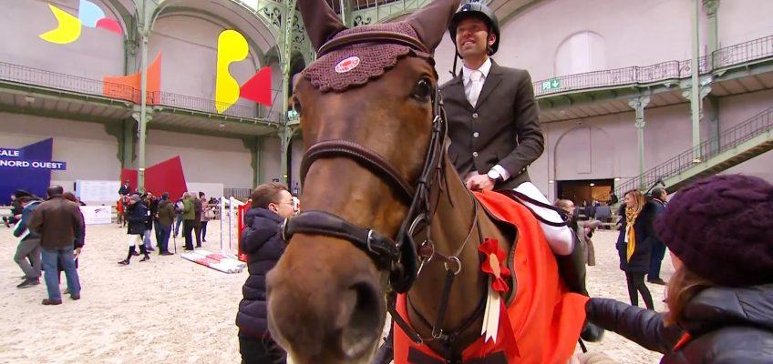 Heimsieg für Simon Delestre im Hermès Grand Prix – Marcus Ehning Dritter!