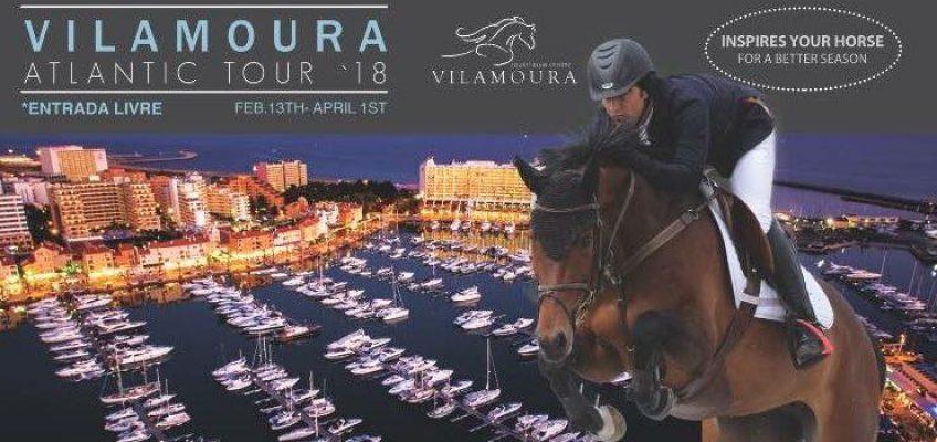 Marc Bettinger Vierter im Young Horses European Cup von Vilamoura