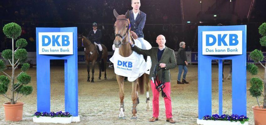 Löwen Classics: Sieg per Wimpernschlag im DKB-Preis