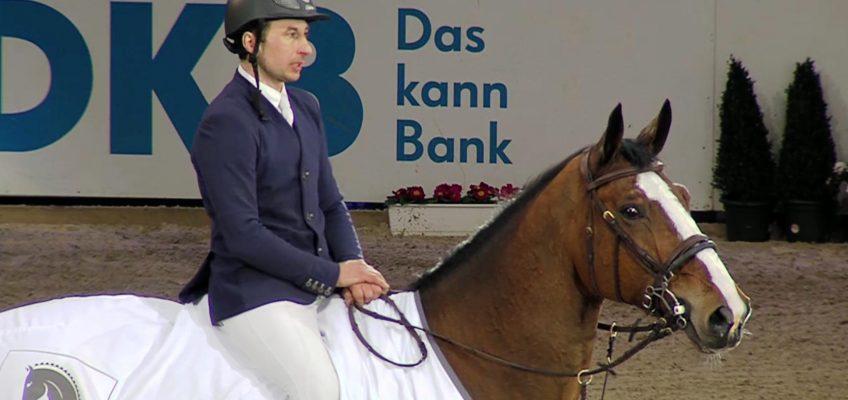 Gilles Dunon gewinnt den Großen Preis in Braunschweig