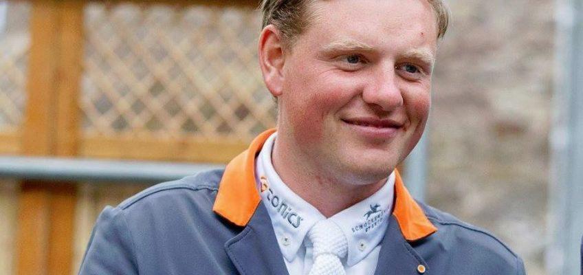 Jan Wernke gewinnt Eröffnungsspringen beim SIGNAL IDUNA CUP!