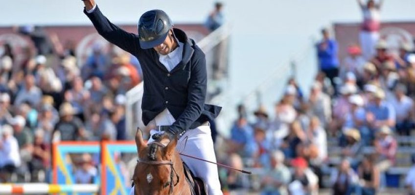 Nayel Nassar holt sich 1-Million-Dollar Grand Prix in Coachella