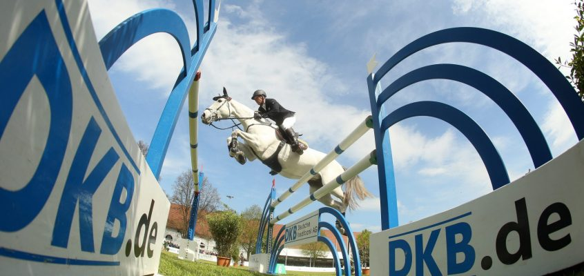 Horse Festival Redefin: one Thieme  appears seldom alone