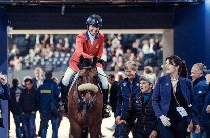 Beezie Madden gewinnt nach Schrecksekunde Weltcup-Finale